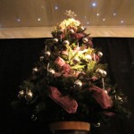 Christmas Wedding Tree